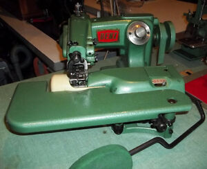 Various sewing machines Domestic and Industrial