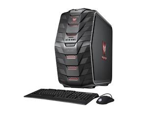 "Acer Predator G6-710 Gaming PC + LG Digital Cinema 31"" 4K"
