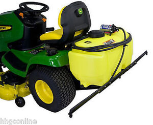John-Deere-25-Gal-Mounted-Sprayer-X300-Series-Tractors