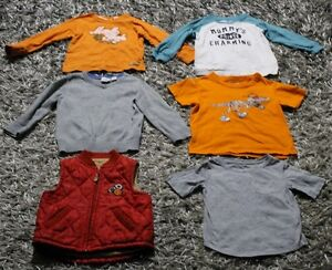 BOY'S CLOTHES SIZE 2T EVERYTHING FOR $5