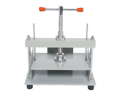 A4 Size Manual Flat Paper Press Machine For Nipping Papers Books Invoices