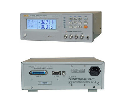 New U2775b Inductance Meter Tester 30100 Output Impedance 0.01h - 99999h