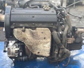 MG TF, 2002, 1.8, PETROL ENGINE & GEARBOX FOR SALE