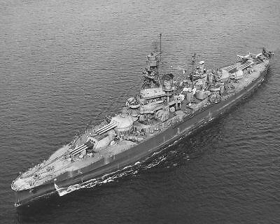 USS PENNSYLVANIA 8X10 PHOTO BB-38 NAVY US USA BATTLESHIP SHIP