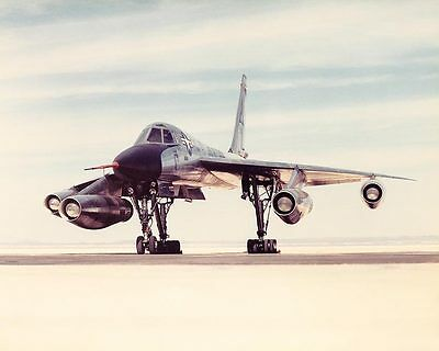 Convair B-58 Hustler Bomber 8x10 Silver Halide Photo Print