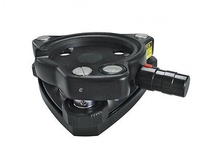 Cstberger Tribrach With Laser Plummet Topcon Black 61-4635blk