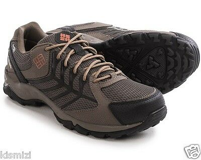 New Mens Columbia Trailhawk OutDry Techlite Omni-Grip Hiking