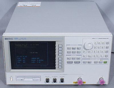 Hpagilentkeysight 4352b Vcopll Signal Analyzer Fft Wopt. 001