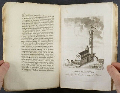 1813 Book- Pietre Dure @ Sagrerstia Vecchia Basilica San Lorezno Florence Duomo