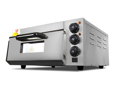 220V 2KW Commercial Electric Pizza Oven Electric Cake Bread Pizza Baking Oven for sale  Shipping to Nigeria