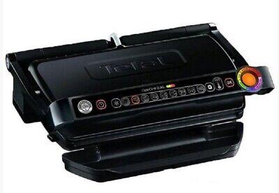 Tefal Optigrill + XL Grabadora Parrilla de Contacto Eléctrica Con Sensor GC7228