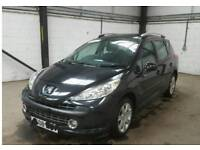 Peugeot 207 2006-2009 available for spare parts