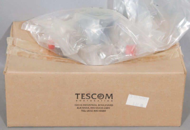 Tescom 74-3060krr22-083 Dome Loaded Hi Pressure/flow Regulator Asm 53-106246a83