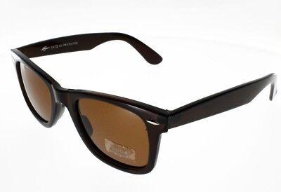 Sonnenbrille AD Sol 5327/2 Stil Wayfarer braun gemischt Index 3