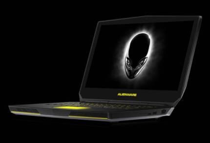 alienware 15 i7 4720 16gb 512gb nvme ssd + 1tb nvidia 970m