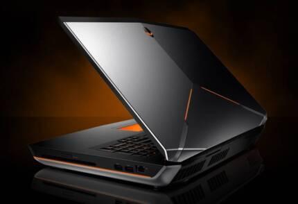 alienware 18 4th gen i7 4710 16gig 1tb/80 gig ssd nvidia 860m sli Highett Bayside Area Preview