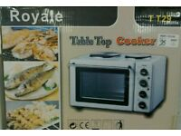 Table top cooker NEW #29061 £70