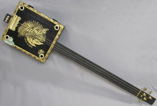 Tabak Especial 3 String Cigar Box Guitar Musical Instrument