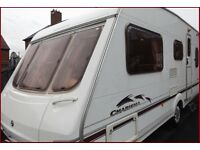 Swift Charisma 5 Berth Luxury Caravan Ace Abbey Sterling Group.