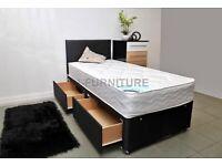 Single divan bed for sale!!!