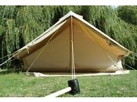 4M Bell Tent - 400 Ultimate