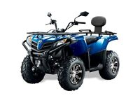 *Brand New* Quadzilla CF 450 S road legal 4x4 Farm Quad. Warranty. Free Delivery 16-10