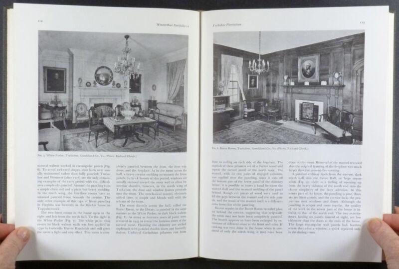 Winterthur Portfolio #11 - American Glass, Architecture, Tuckahoe Plantation &+