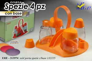 Menage-da-tavola-set-spezie-pepe-e-sale-in-vetro-con-base-plastica