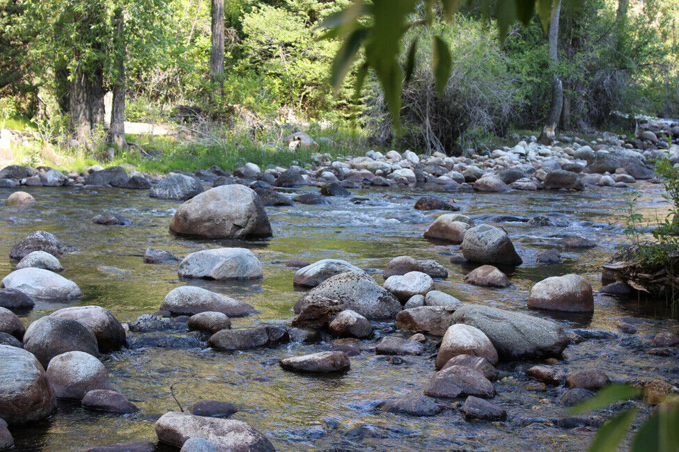 Wyoming Placer Gold Mine Ten Sleep Creek WY Mining Claim Creek Panning Sluice Au