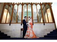 Professional Female Photographer for Asian & Arabic Weddings - Winter Deals!