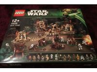 LEGO Star Wars Ewok Village (10236) BNISB Factory Sealed.