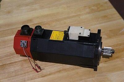 Fanuc Robot A06b-0512-b251 Ac Servo Motor Model 5