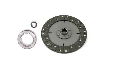Transmission Clutch Disc Kit John Deere 1010 2010 Tractor With 10 Single Stage