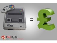 Looking for all things SNES aka Super Nintendo (All Areas of Glasgow)