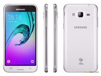 ******** SAMSUNG GALAXY J3 16 UNLOCKED TO ALL NETWORKS ********