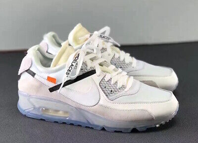 The Ten Off White x Nike Air Max 90 AA7293-100 Liquidation of shop. Best