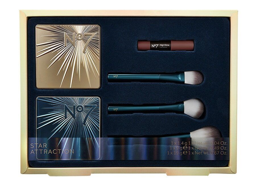 0ffd130530995 boots no 7 star attraction makeup gift set brand new in box