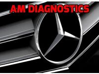 Mercedes ecu diagnostics slough