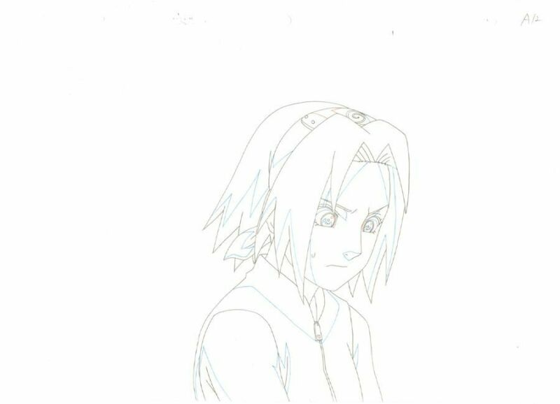 Anime Douga not Cel Naruto #254