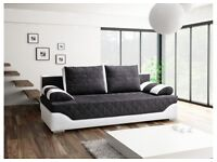 Sofa bed TINA,sofa bed with storage,Amk Furniture,polskie sofy,wersalka,double bed,