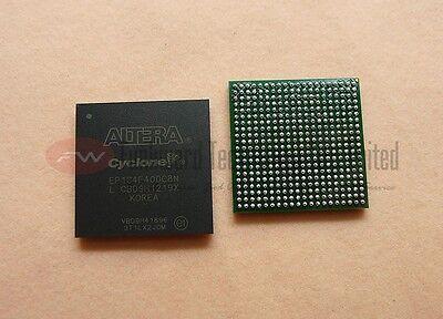 Altera Ep1c4f400c8n Cyclone 4k Cells Fpga Chip Fbga400 X 1pc