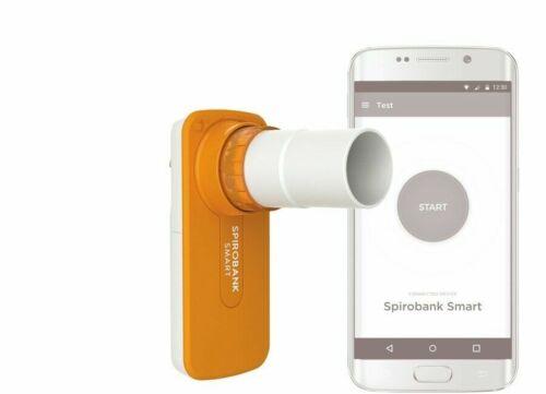 Spirobank Smart Spirometer by MIR