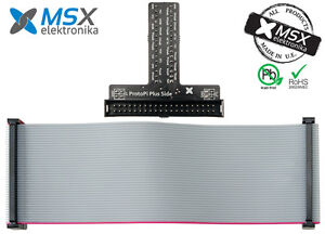 GPIO-Expansion-Board-for-Raspberry-Pi-3-2-B-with-40-Pin-Ribbon-T-type