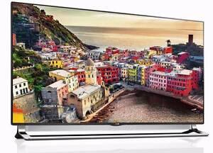 """LG 55"""" inch 4K Smart 3D SUHD TV - Subwoofer + Twin Tuner + Webcam Parramatta Parramatta Area Preview"""