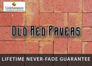 THE BEST OLD RED Bricks and Pavers - Available now & Made in SA Adelaide CBD Adelaide City Preview
