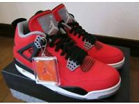 Nike air Jordan 4 Toro bravo