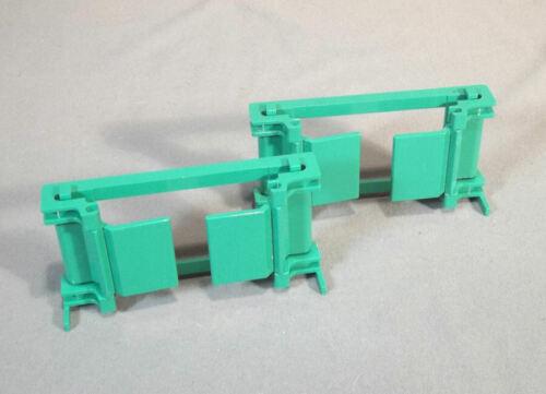 Two Bio-Rad Mini-Protean Tetra Cell Gel Casting Frames # 1653304