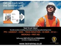 PTS Personal Track Safety from £190.00 & ICI (LUCAS) Assessments from £55.00 London Wide