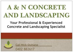 Concreting and Landscaping Butler Wanneroo Area Preview