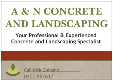 Concreting and Lanscaping Butler Wanneroo Area Preview